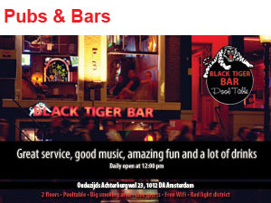 black tiger bar