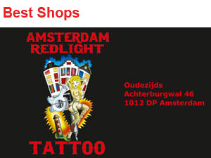 amsterdam red light tattoo